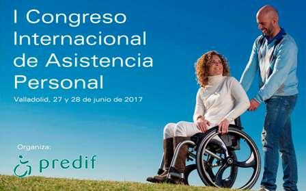 Cartel  Congreso Internacional de Asistencia Personal