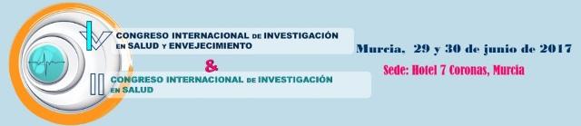 IV Congreso Internacional de Investigación en Salud y Envejecimiento y II Congreso Internacional de Investigación en Salud