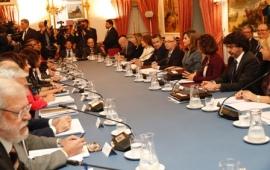 Foto de la XXVIII Reunión del Consejo del Real Patronato sobre Discapacidad