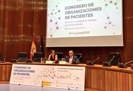 Foto del I Congreso de Pacientes