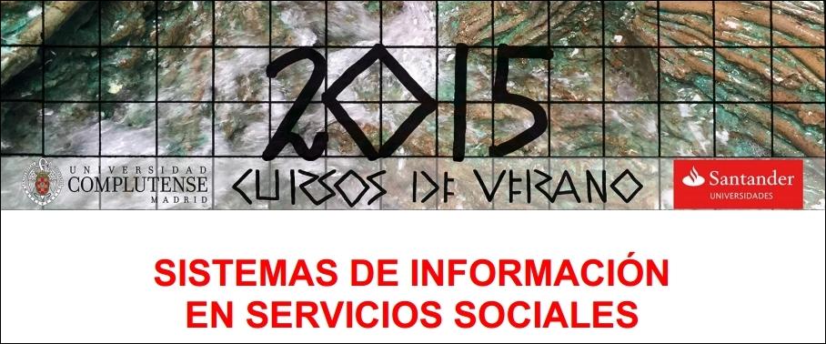 SISTEMAS DE INFORMACIÓN EN SERVICIOS SOCIALES