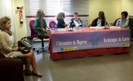 Fotografía del I Encuentro de Mujeres Sordociegas en España