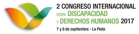 Cartel II Congreso sobre discapacidad y derechos humanos