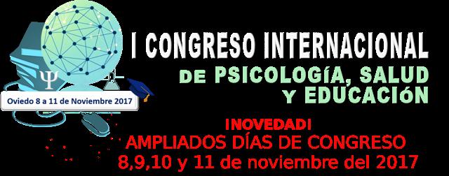 Logo I Congreso Internacional de Psicología, Salud y Educación CIPSE 2017