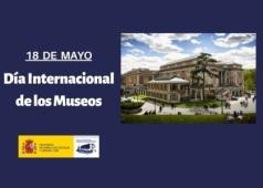 Imagen del Museo del Prado y texto del Dia Internacional de los Museos