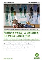 123 millones de europeos, en la pobreza