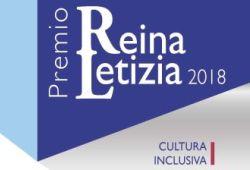 Cartel PR Letizia de cultura inclusiva