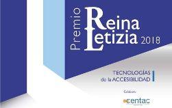 Cartel PR Letizia de Tecnologías de la Accesibilidad
