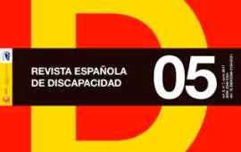 Portada de la Revista Española de Discapacidad (REDIS)