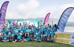 Imagen del Campamento inclusivo de vela y multiactividad