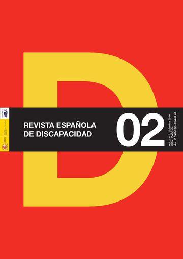 Imágen de la portada de la Revista Española de Discapacidad (REDIS)