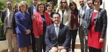 Foto de la reunión del Consejo Rector del CESyA