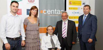 Foto del taller organizado por CENTAC