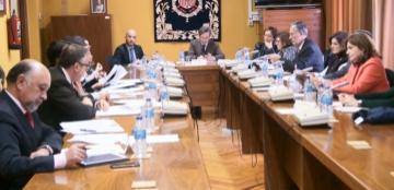 Foto de la segunda reunión del Foro de Cultura Inclusiva