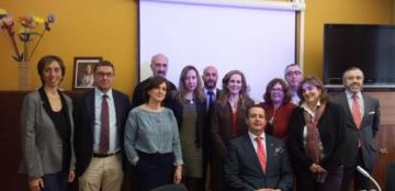 Foto del Consejo Rector del CESyA