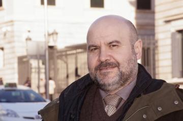 Fotografía de Luis Cayo Pérez-Bueno, presidente del CERMI