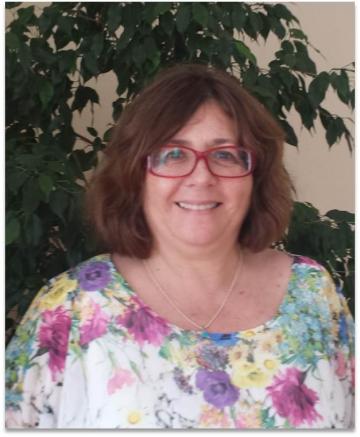 Fotografía de María Luisa Peña, directora de la Oficina de Atención a la Discapacidad