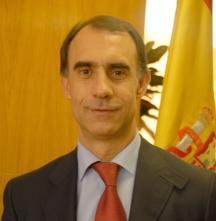 Fotografía de César Antón Beltrán, director general del IMSERSO