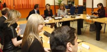 Foto de la XXVI Reunión del Consejo del Real Patronato sobre Discapacidad
