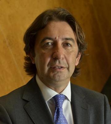 Fotografía de Santiago López Noguera, presidente de FEAPS
