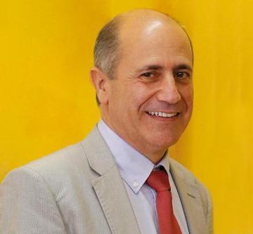Fotografía de José Luis Aedo Cuevas, presidente de FIAPAS
