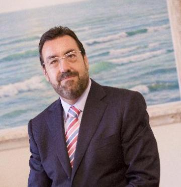Fotografía de Miguel Carballeda, presidente de ONCE y su Fundación