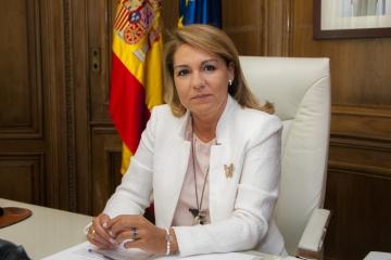Fotografía de Susana Camarero, secretaria general del Real Patronato sobre Discapacidad