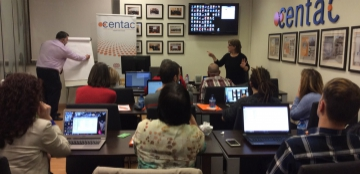 Foto del curso impartido por CENTAC