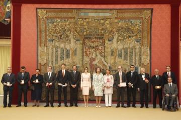 Se entregan los Premios Reina Sofía 2014 del Real Patronato sobre Discapacidad