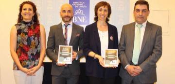 Foto de la presentación del informe de la situación de la lengua de signos española