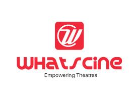 Logotipo de Whatscine
