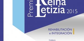 Premios Reina Letizia 2015 de Rehabilitación e Integración