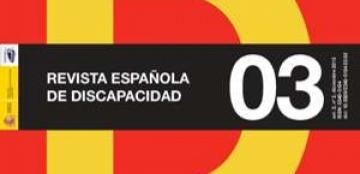 Portada de la Revista Española de Discapacidad Vol. 3, Núm. 2 (2015)