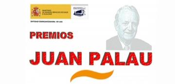 Cartel de los Premios al Mérito Deportivo Juan Palau 2016