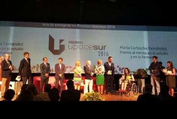 Entrega de Premios Upacesur 2016