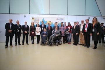 Foto de familia 7º Congreso Nacional de Tecnologías de la Accesibilidad