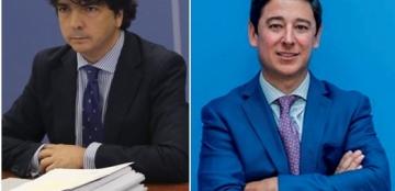 Mario Garcés y Borja Fanjul, nuevo secretario de estado de Servicios Sociales e Igualdad y director general de Políticas de Apoyo a la Discapacidad, respectivamente