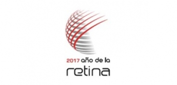 Logotipo del Año de la Retina