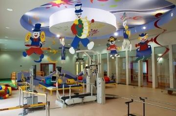 Imagen de uno de los centros Teletón