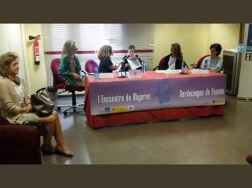 I Encuentro de Mujeres Sordociegas de España