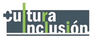 Logotipo del proyecto 'Más cultura, más inclusión'