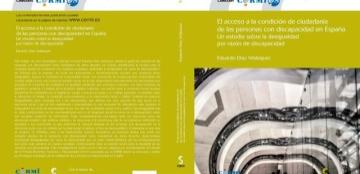 Portada del estudio 'El acceso a la condición de ciudadanía de las personas con discapacidad en España'