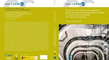 Portada del estudio 'El acceso a la condición de ciudadanía de las personas con discapacidad en España. Un estudio sobre la desigualdad por razón de discapacidad'