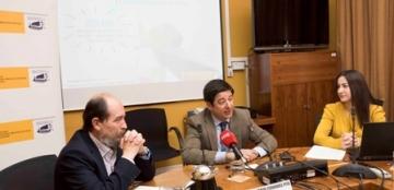 Foto de la presentación del Estudio de Discapacidad de Niños y Adolescentes con Cáncer en España