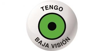 Logotipo Tengo Baja Visión