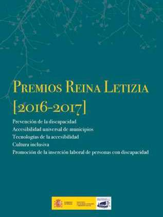 Portada de la publicación PR Letizia 2016-2017