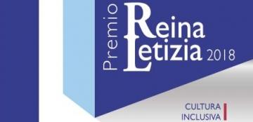 Cartel del PR Letizia de cultura inclusiva