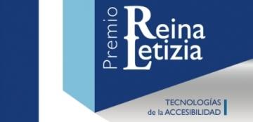 Cartel del PR Letizia de Tecnologías de la Accesibilidad