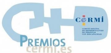 Logotipo de los premios cermi.es 2019