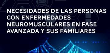 Portada de la publicación sobre necesidades de las personas con enfermedades neuromusculares